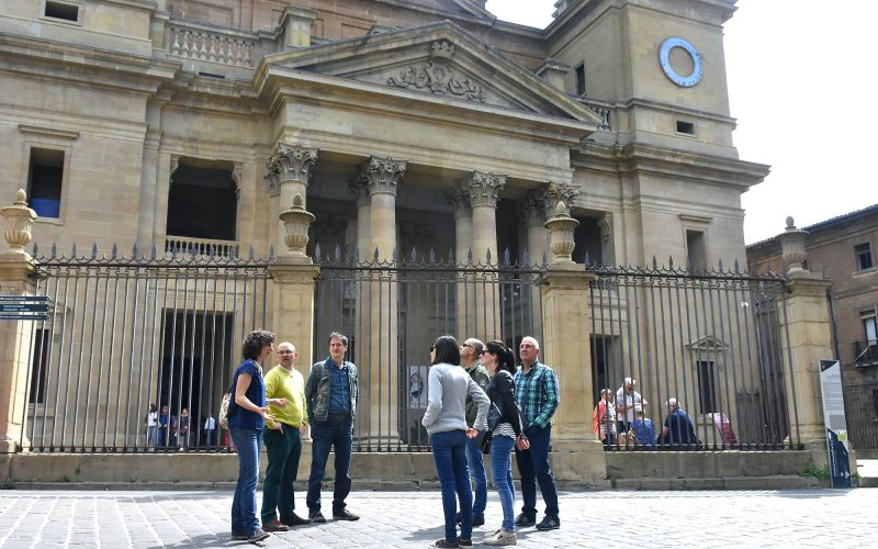 Pamplona Food Catedral