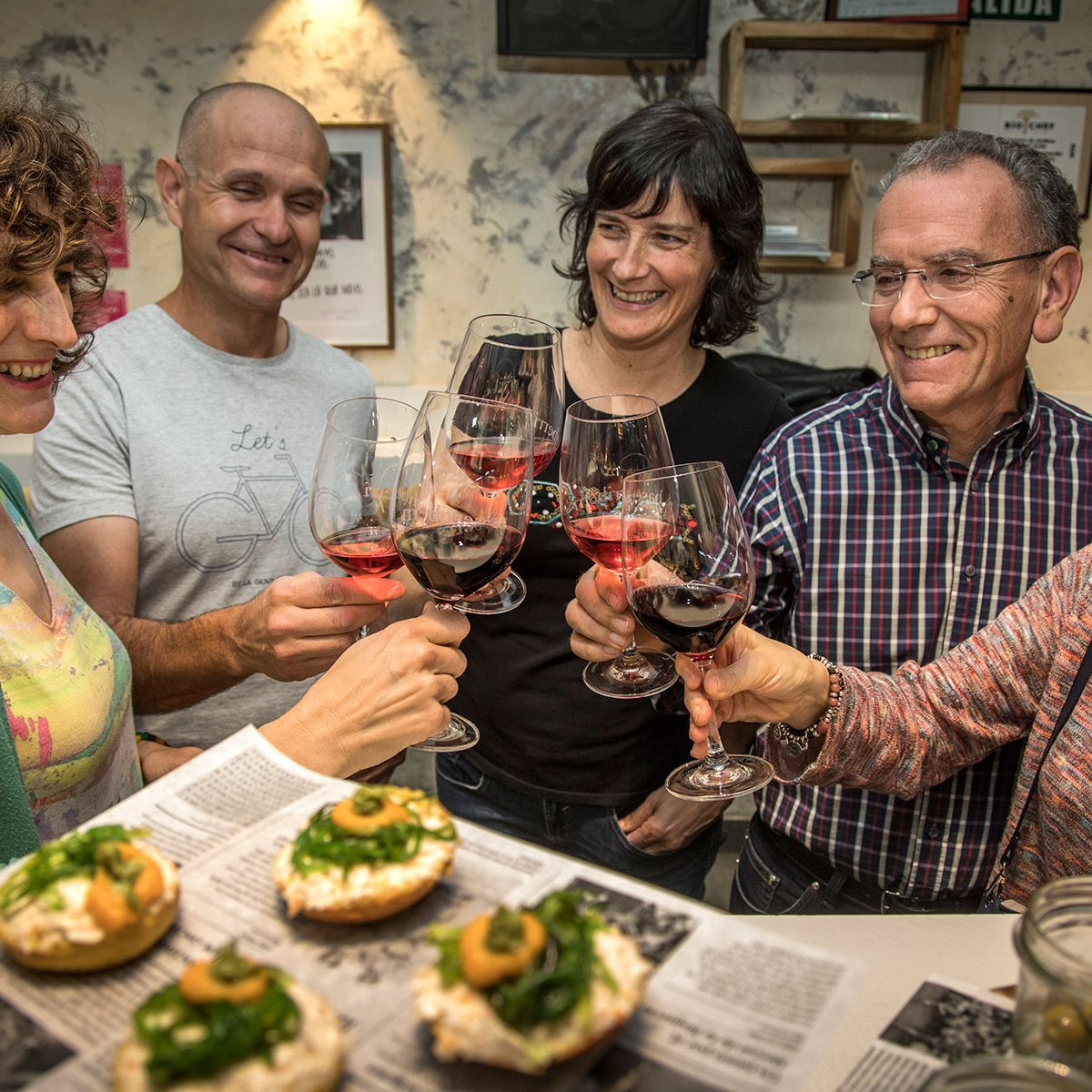 Pamplona Food city tour