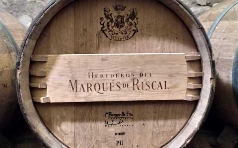 Barril Marqués De Riscal