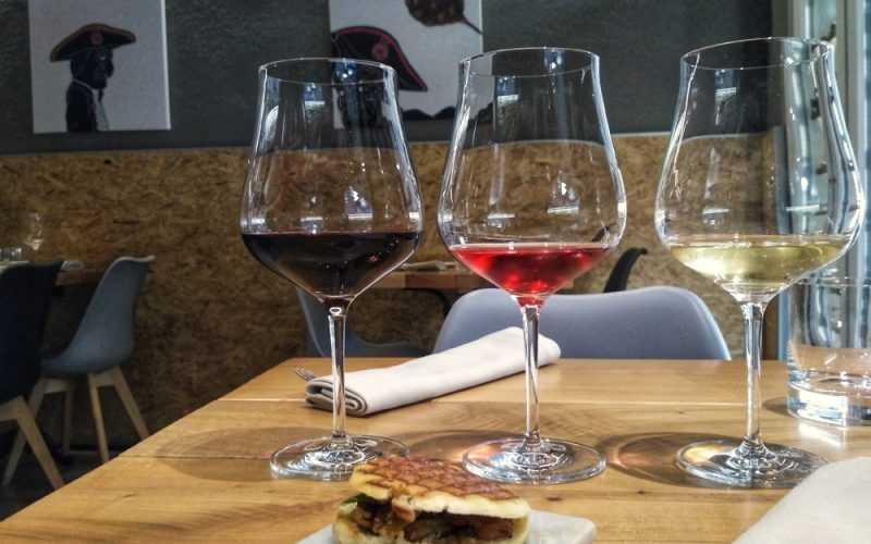 Detalle Vinos Sanfermin