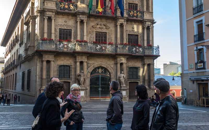 Ayuntamiento De Pamplona Visita Guiada