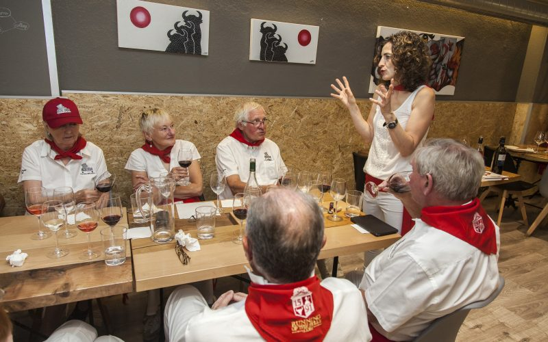 Cata Sanfermines Pamplona Food
