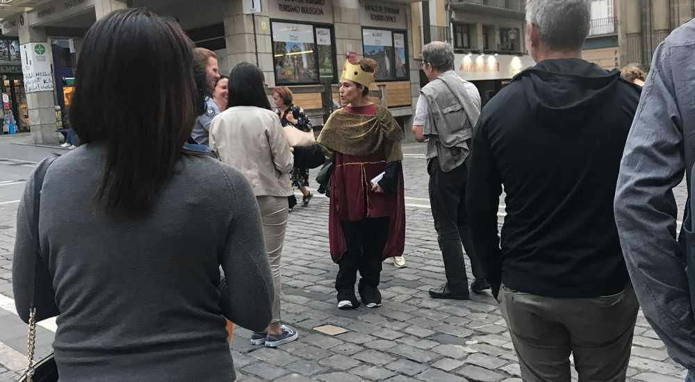 Escape Teatralizado Por Pamplona