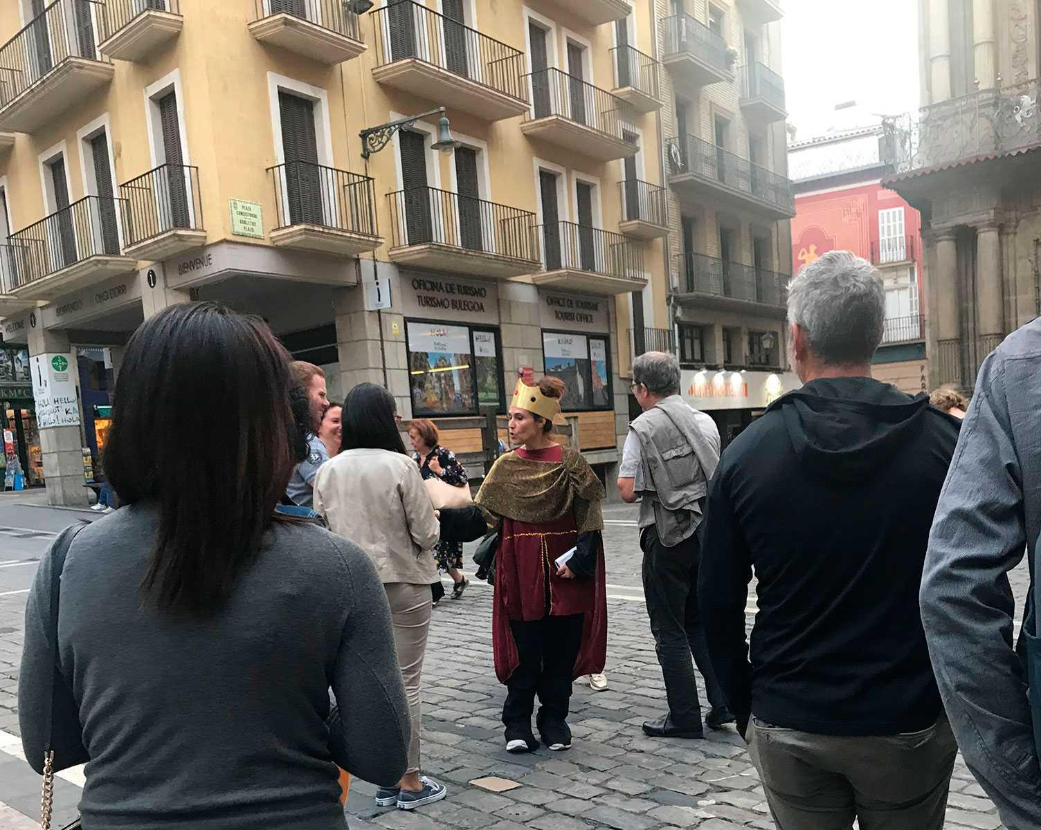 Escape Pamplona